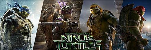 El intento de revivir a las Tortugas Ninja1