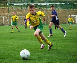 Los recuerdos del fútbol