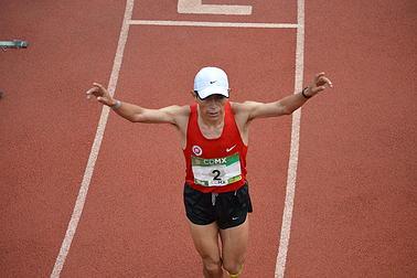 Raúl Pacheco, conquista el maratón1