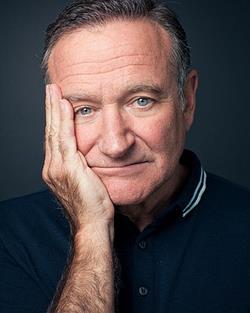 Robin Williams, El comediante triste