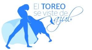 Logo El Toreo se viste de azul