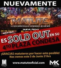 Matutera El Plaza